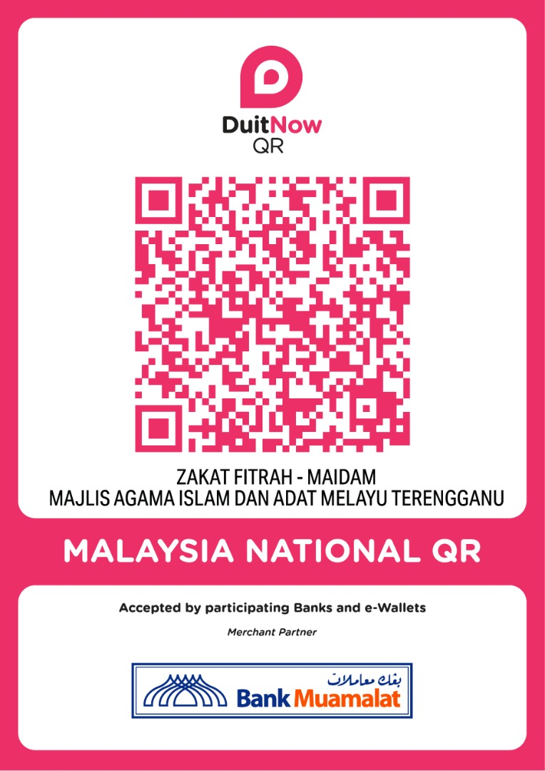 QRCode DuitNow Fitrah MAIDAM